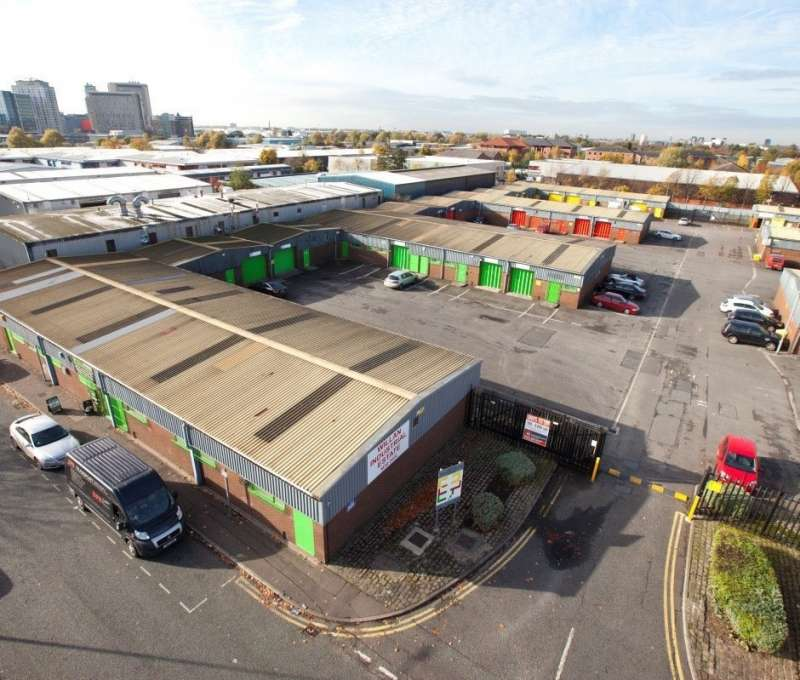 To dispose of a 50 unit industrial estate close to Manchester City Centre for Northern Industrial
