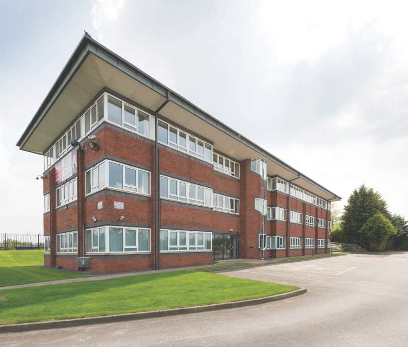 To dispose of a surplus 10,000 sq ft office building in Trafford Park for Heref Merlin Property Unit Trust
